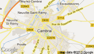 Plan de Cambrai
