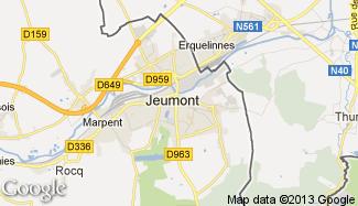 Plan de Jeumont