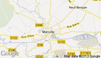 Plan de Merville