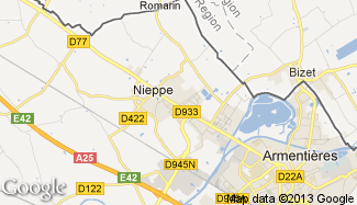 Plan de Nieppe
