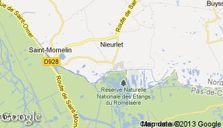 Plan de Nieurlet
