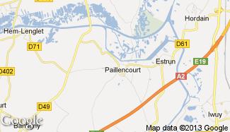 Plan de Paillencourt