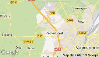 Plan de Petite-Forêt
