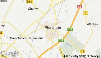 Plan de Phalempin