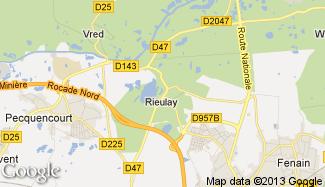 Plan de Rieulay