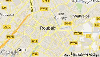 Plan de Roubaix