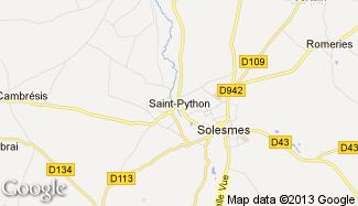 Plan de Saint-Python