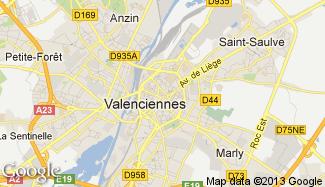 Plan de Valenciennes