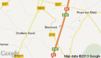 Plan de Biermont