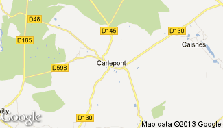 Plan de Carlepont