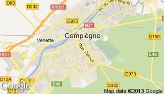 Plan de Compiègne