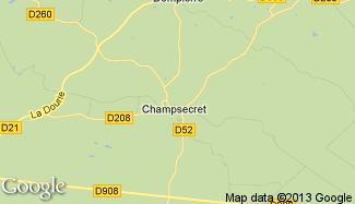 Plan de Champsecret