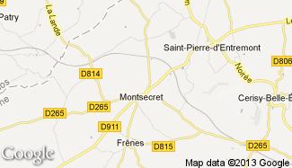 Plan de Montsecret