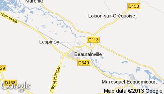 Plan de Beaurainville