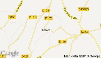 Plan de Bimont