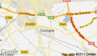 Plan de Coulogne