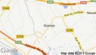 Plan de Guemps