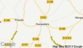 Plan de Hucqueliers