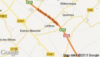Plan de Liettres