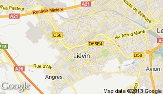 Plan de Liévin