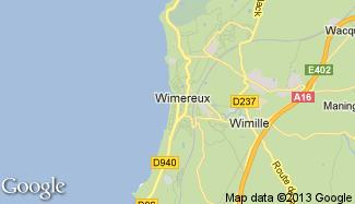 Plan de Wimereux