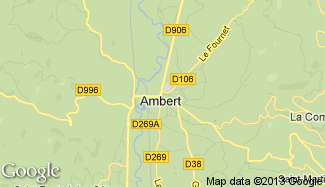 Plan de Ambert