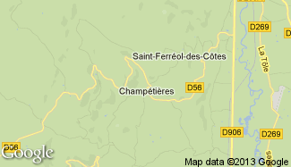 Plan de Champétières