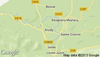Plan de Arudy