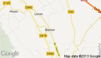 Plan de Barzun