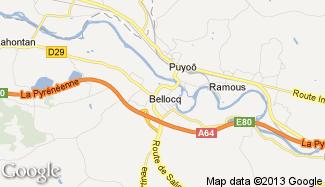 Plan de Bellocq