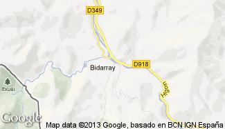 Plan de Bidarray