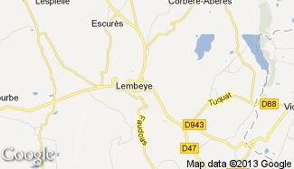 Plan de Lembeye