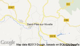 Saint p e sur nivelle 64310 - Office de tourisme saint pee sur nivelle ...