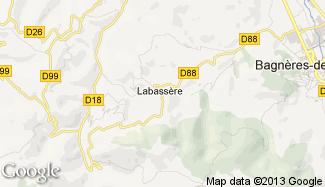 Plan de Labassère