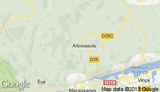 Plan de Arboussols