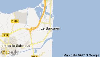 Plan de Le Barcarès