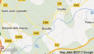 Plan de Brouilla