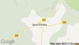 Plan de Opoul-Périllos