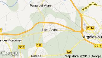 Plan de Saint-André