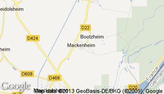 Plan de Mackenheim