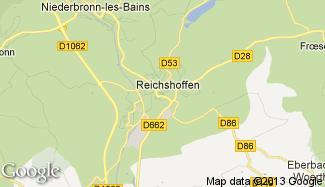 Plan de Reichshoffen
