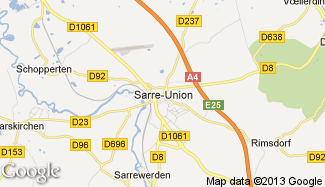 Plan de Sarre-Union