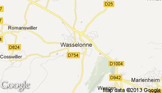 Plan de Wasselonne