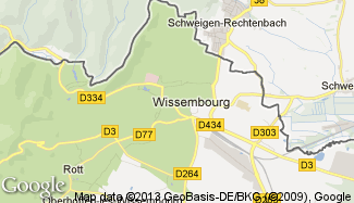 Plan de Wissembourg