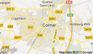 Plan de Colmar