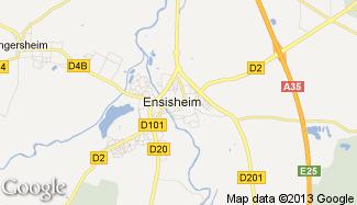Plan de Ensisheim