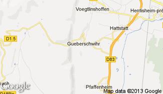 Plan de Gueberschwihr