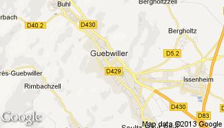 Plan de Guebwiller