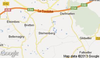 Plan de Sternenberg