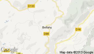 Plan de Belfahy